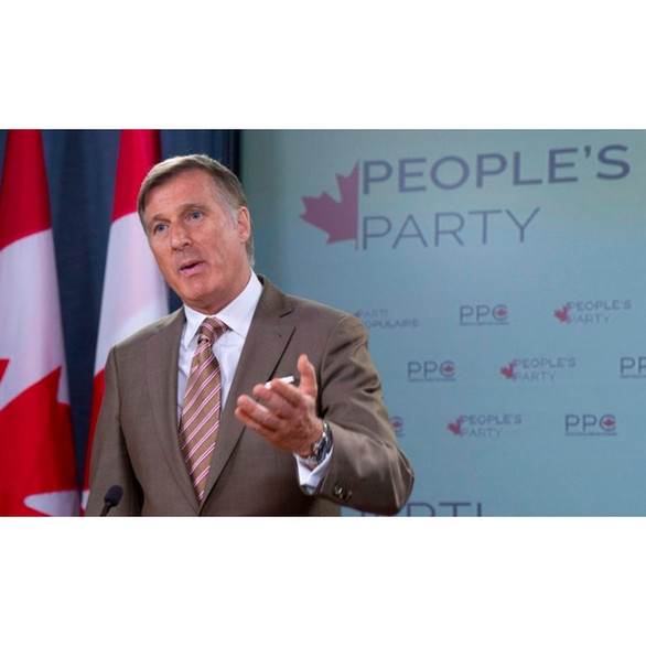 Maxime Bernier's People's Party Doesn't Mean YOU People