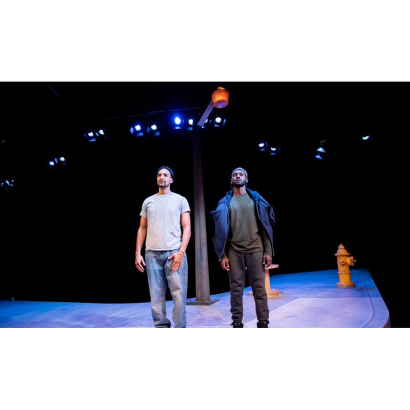 Pass Over Review: Systemic Racism, Police Brutality, and The Promised Land