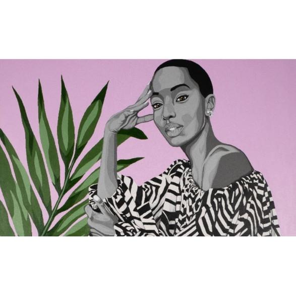 Benny Bing: Celebrating The Natural Beauty of Black Women & Plowing a Path For Black Canadian Artists