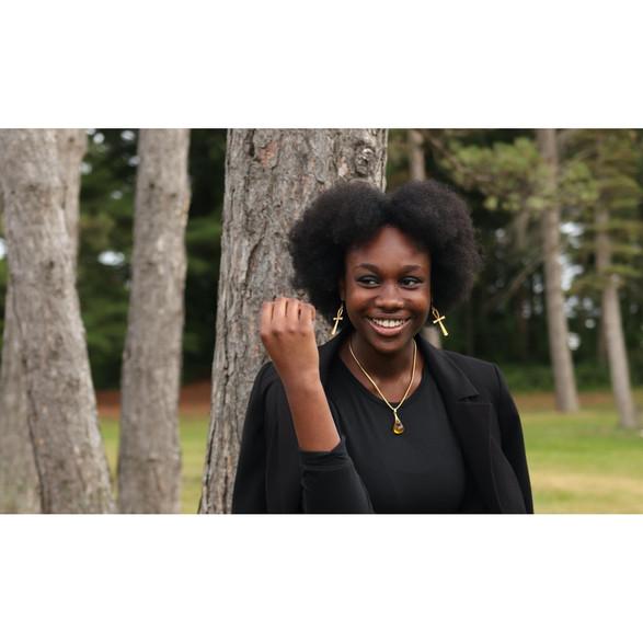 Jaylah Hall: The Teen Boss Setting her Own Standards Through Art