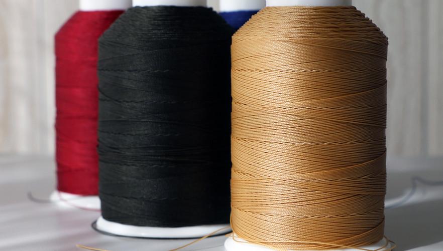 bonded poly thread