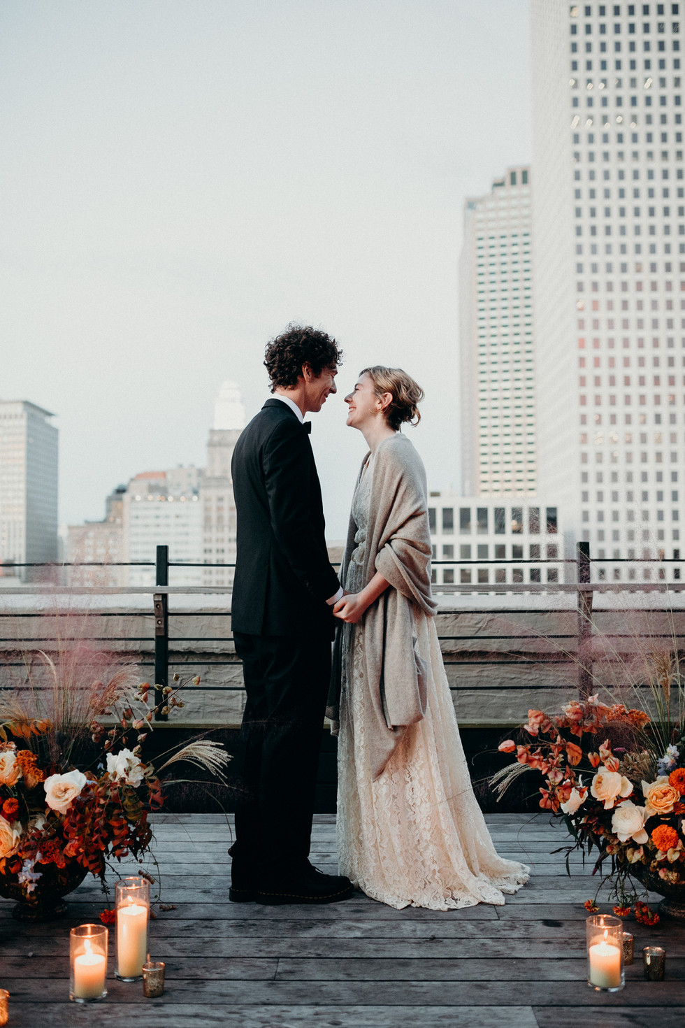 "Rooftop ""I Do's"""