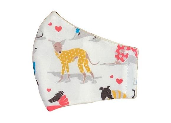 sighthounds in pyjamas