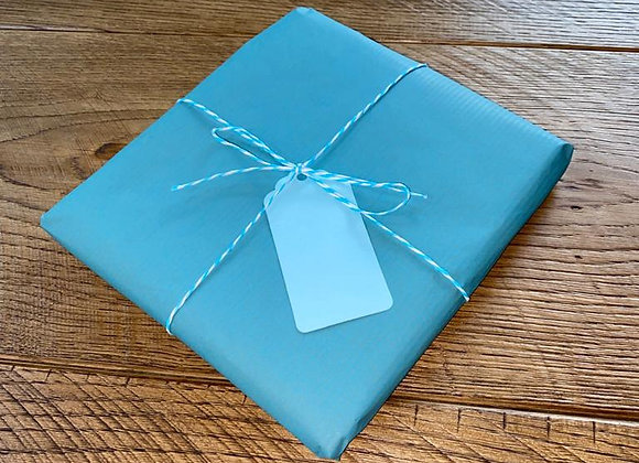 Turquoise Wrap & Paper String