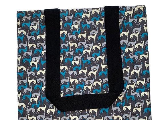 Sighthounds Bag (Charcoal)