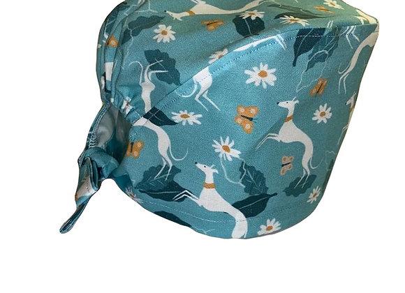 sighthound scrub hat