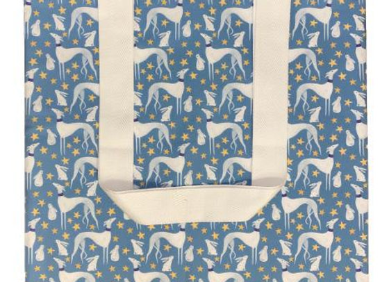 Hounds & Hares Tote Bag