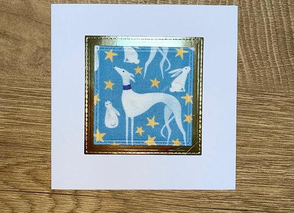 Sighthounds & Hares Card