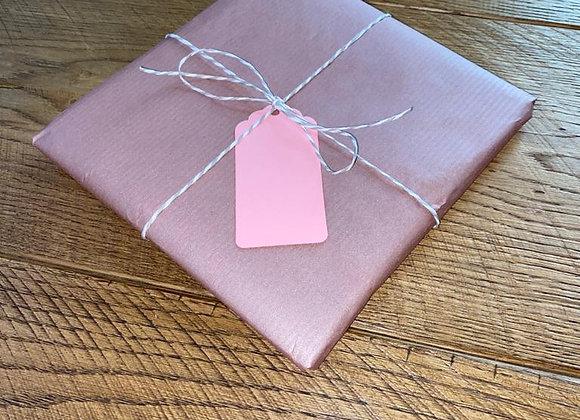 Rose Gold Wrap & Paper String