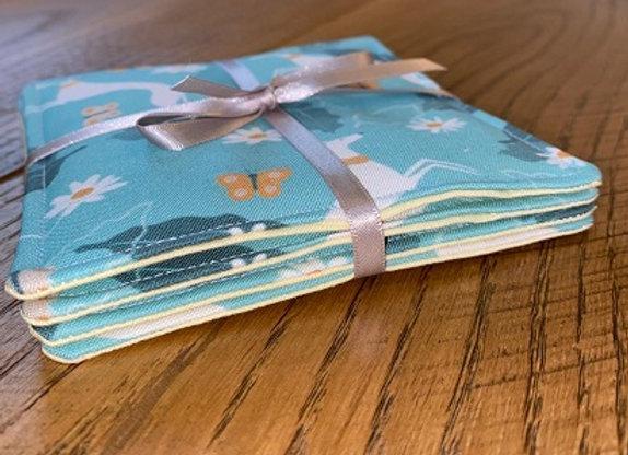 Hounds & Butterflies Coasters