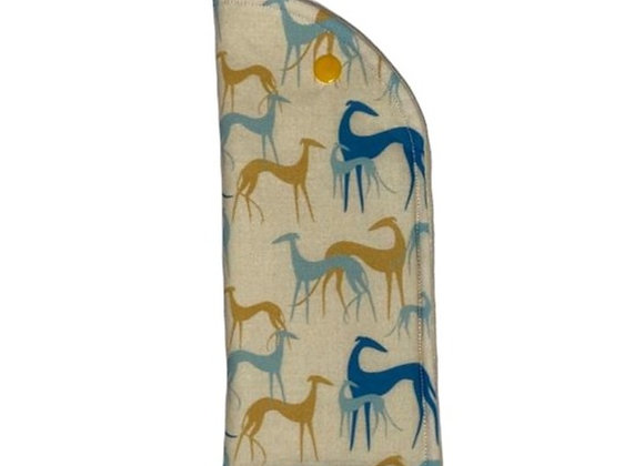 Sighthounds Case (Blue & Yellow)