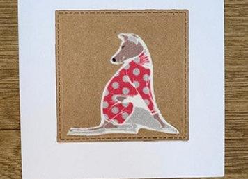 sighthound notelet