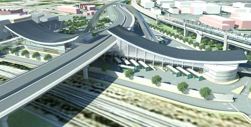 מרכז תחבורה חיפה