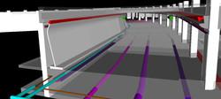 מתחם הסיטי גבעתיים - מודל מערכות