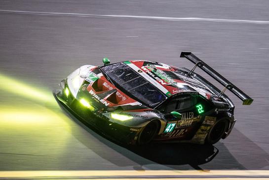 Racing Daytona  Lamborghini 2019
