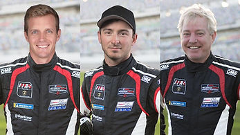 ASCHENBACH, GDOVIC, AND YOUNT CREATE SEBRING LINEUP FOR PRECISION PERFORMANCE MOTORSPORTS