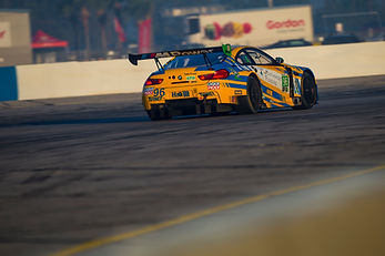 TURNER SCORES ELEVENTH PLACE FINISH AFTER CONSISTENT RUN IN THE SEBRING 12 HOUR