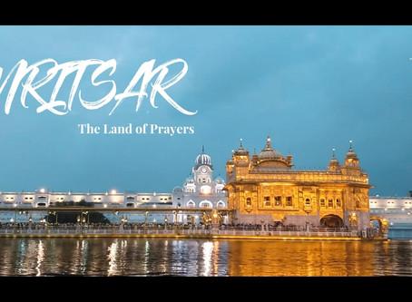 The Land of Prayers!!