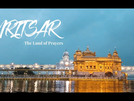 The Land of Prayers!!