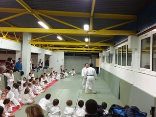 Goûter de Noel 18 décembre 2019 au Judo Club Montilien