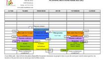 Reprise des cours de Judo Halle des sports des Alexis le Mardi 7 Septembre 2021