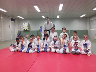 Noel au Judo Club Montilien