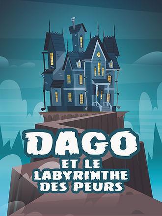 Dago et le labyrinthe des peurs - Web.jp