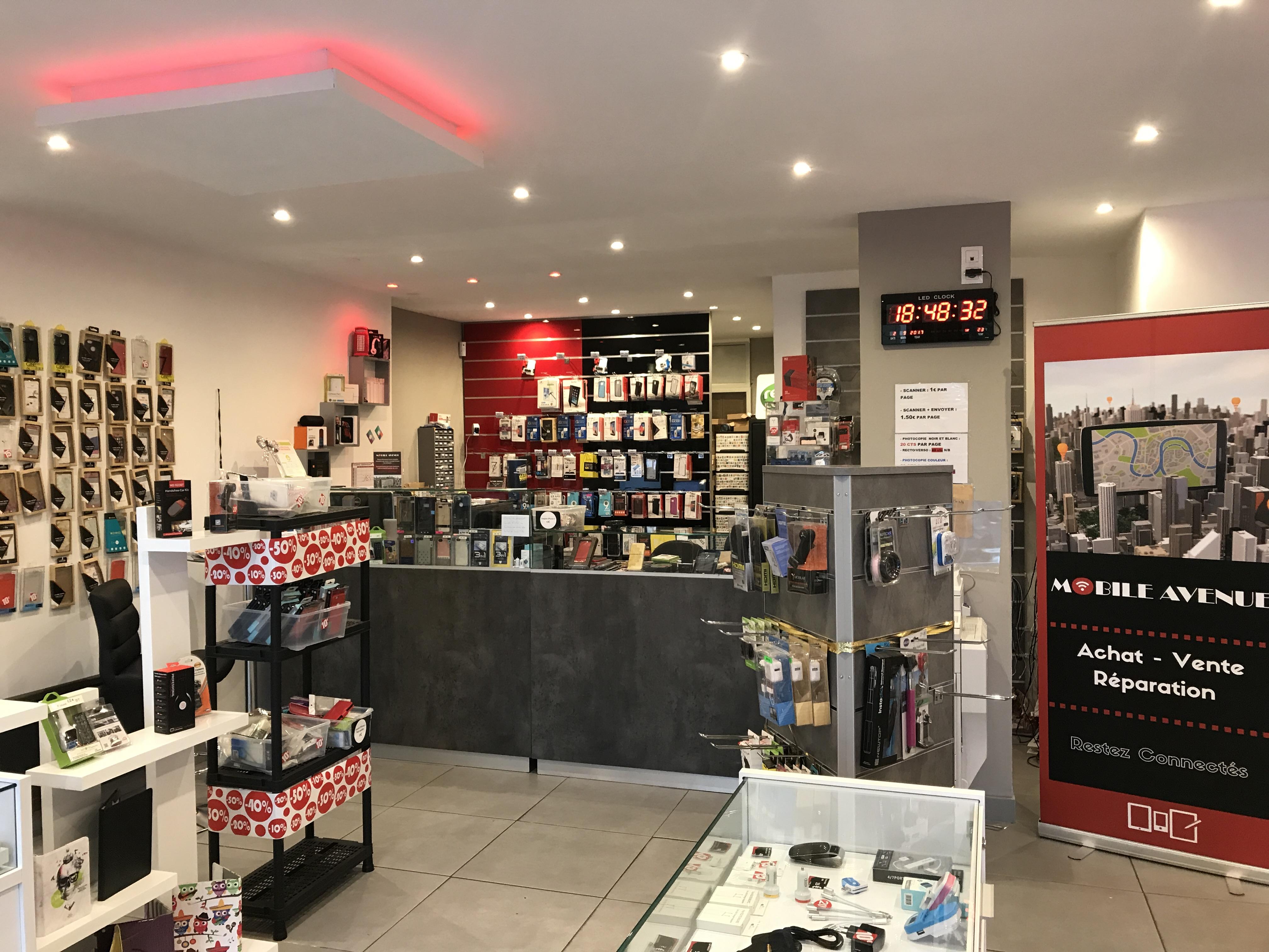 Votre magasin de téléphonie à Annecy