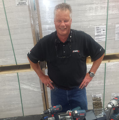 """Dan Hintze of top tool manufacturer, Bosch, participates in community event and explains""""Maintenance Done Right"""" through theappropriate use of tools! McDonough, GA"""