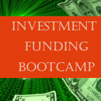 Investment Funding Bootcamp