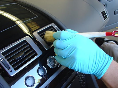 Interior Detail - Deep Tissue Cleaning