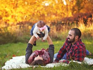 Family Portraits can boost your child's self esteem. (It's true...)