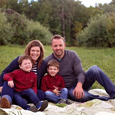 Oram Family