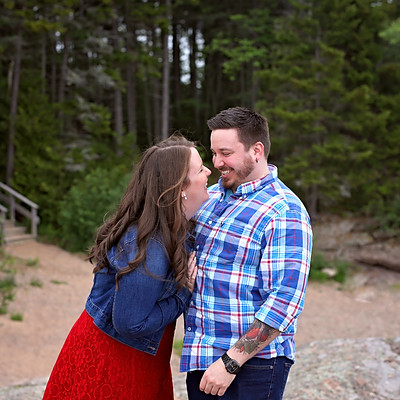Ashly & Brodie ~ Engagement Session