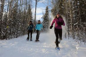 Grande Prairie Wapiti Nordic snowshoe sprint JDerksen.jpg