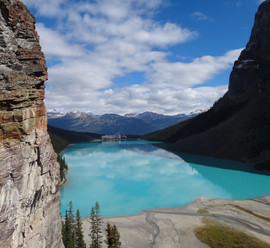 Lake Louise Grassi climber's view DDerksen