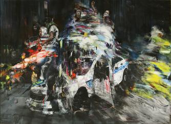 Li Tianbing - 'Urban Scene'