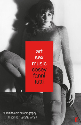 Cosey Fanni Tutti:'I won't compromise my work or my life choices in order to be accepted'