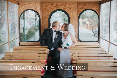Engagement and Wedding Photographer