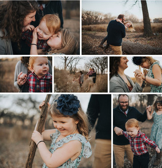 Styling your family for portraits | Saint Paul Family Photographer