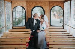 Wedding Portrait Trolly Stillwater