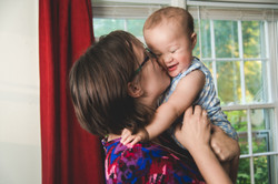 lifestyle portrait photography mom