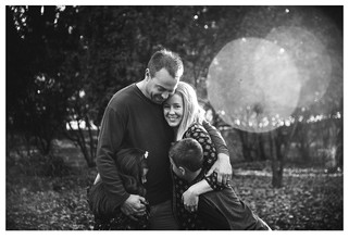 B Family | Saint Paul Family Photographer | Black and White Film Inspired Feature
