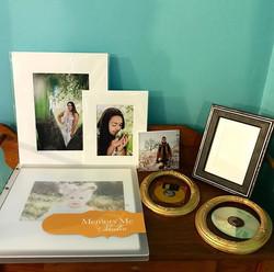 portrait studio product samples