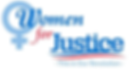 Women For Justice Logo
