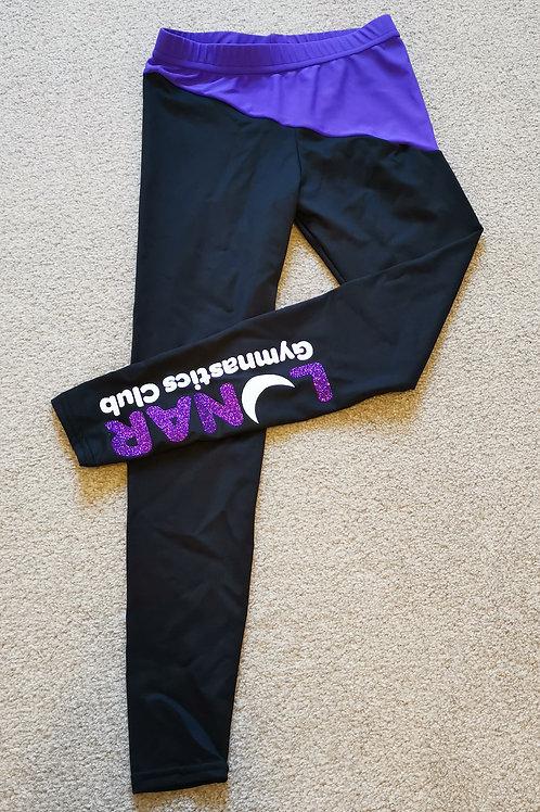 Lunar Gymnastics Club Leggings