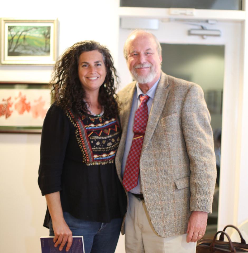Renowned Waldorf Educator visits Jacksonville