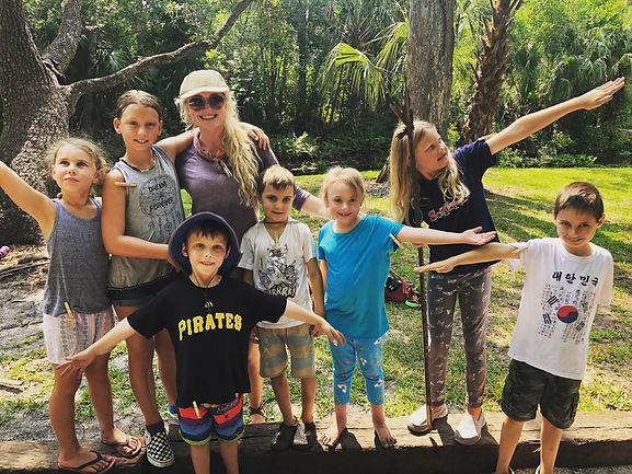 Outdoor education homeschool enrichment Jacksonville, Florida
