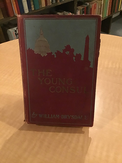 The Young Consul by William Drysdale