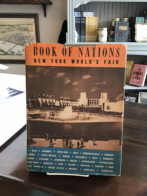Book of Nations New York World's Fair